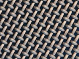 Closed woven heavy (coarse) mesh