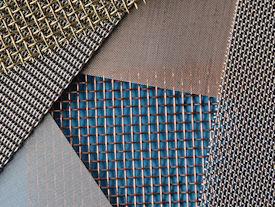 fine metal woven wire mesh