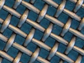 Woven mesh (circular wire)